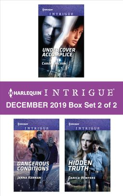 Harlequin Intrigue December 2019 - Box Set 2 of 2
