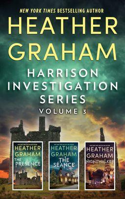 Harrison Investigation Series Volume 3