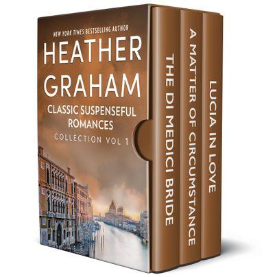 Heather Graham Classic Suspenseful Romances Collection Volume 1