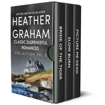 Heather Graham Classic Suspenseful Romances Collection Volume 3