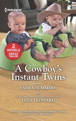 A Cowboy's Instant Twins