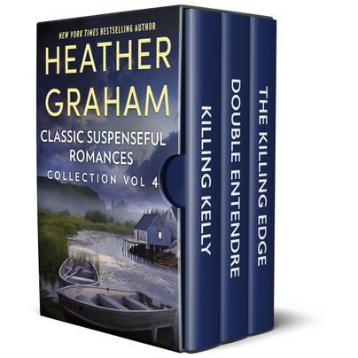 Heather Graham Classic Suspenseful Romances Collection Volume 4