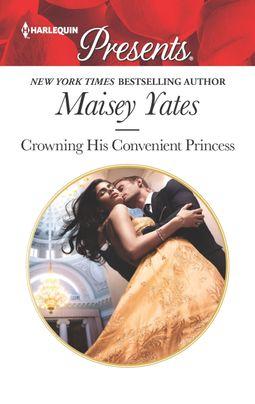 Crowning His Convenient Princess