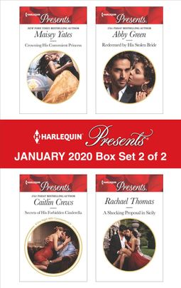 Harlequin Presents - January 2020 - Box Set 2 of 2