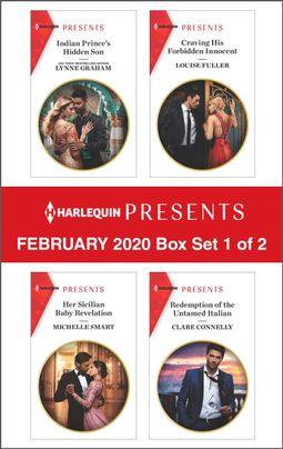 Harlequin Presents - February 2020 - Box Set 1 of 2