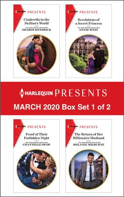 Harlequin Presents - March 2020 - Box Set 1 of 2