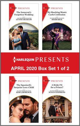 Harlequin Presents - April 2020 - Box Set 1 of 2