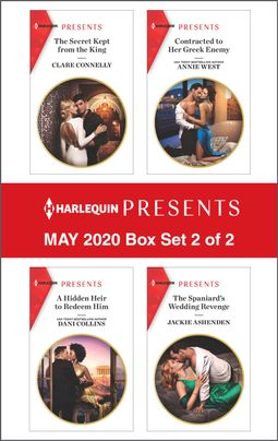 Harlequin Presents - May 2020 - Box Set 2 of 2