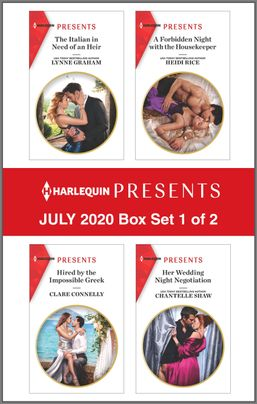 Harlequin Presents - July 2020 - Box Set 1 of 2