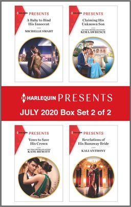 Harlequin Presents - July 2020 - Box Set 2 of 2