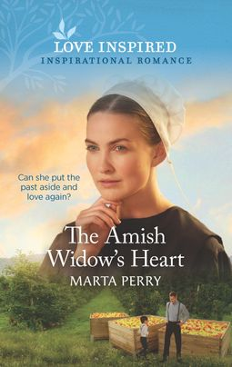 The Amish Widow's Heart
