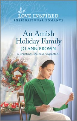 An Amish Holiday Family