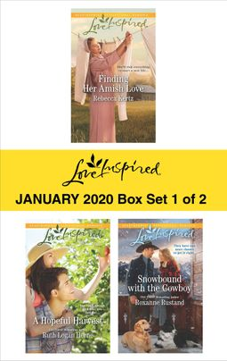 Harlequin Love Inspired January 2020 - Box Set 1 of 2