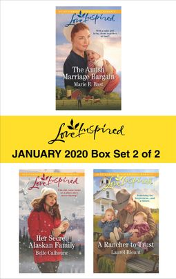 Harlequin Love Inspired January 2020 - Box Set 2 of 2