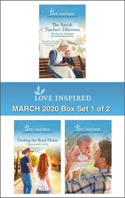 Harlequin Love Inspired March 2020 - Box Set 1 of 2