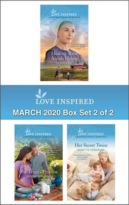 Harlequin Love Inspired March 2020 - Box Set 2 of 2