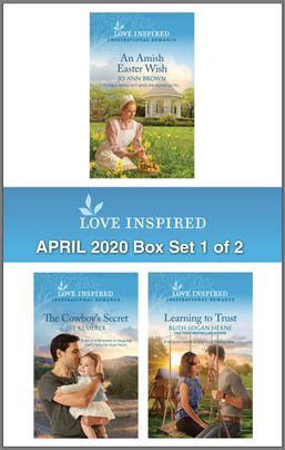 Harlequin Love Inspired April 2020 - Box Set 1 of 2