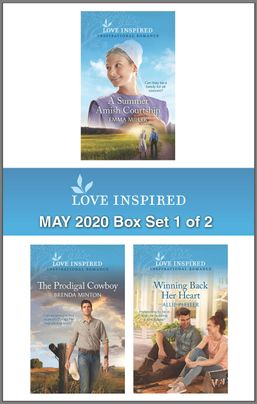 Harlequin Love Inspired May 2020 - Box Set 1 of 2