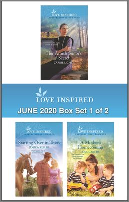 Harlequin Love Inspired June 2020 - Box Set 1 of 2