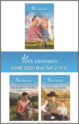 Harlequin Love Inspired June 2020 - Box Set 2 of 2