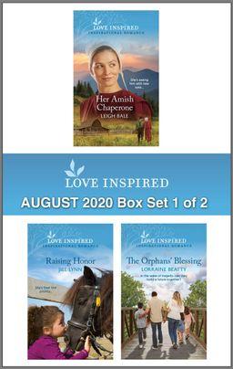 Harlequin Love Inspired August 2020 - Box Set 1 of 2