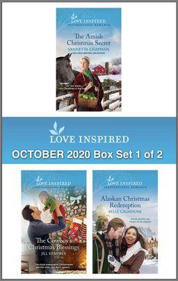 Harlequin Love Inspired October 2020 - Box Set 1 of 2