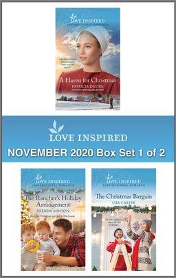 Harlequin Love Inspired November 2020 - Box Set 1 of 2