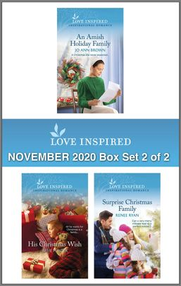 Harlequin Love Inspired November 2020 - Box Set 2 of 2