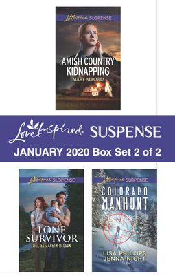 Harlequin Love Inspired Suspense January 2020 - Box Set 2 of 2