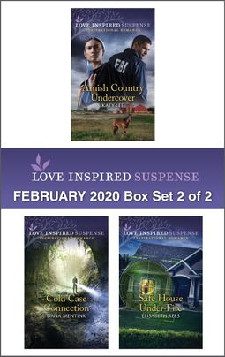 Harlequin Love Inspired Suspense February 2020 - Box Set 2 of 2
