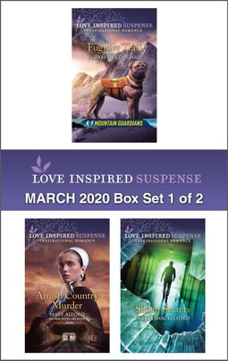 Harlequin Love Inspired Suspense March 2020 - Box Set 1 of 2