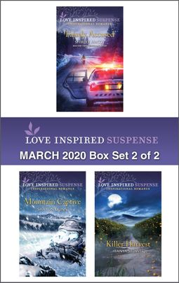 Harlequin Love Inspired Suspense March 2020 - Box Set 2 of 2