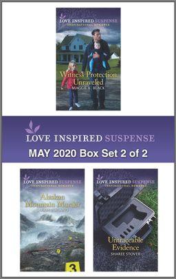 Harlequin Love Inspired Suspense May 2020 - Box Set 2 of 2