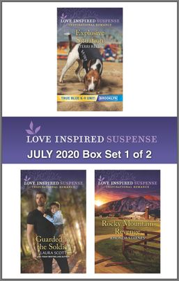 Harlequin Love Inspired Suspense July 2020 - Box Set 1 of 2