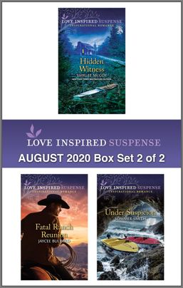 Harlequin Love Inspired Suspense August 2020 - Box Set 2 of 2