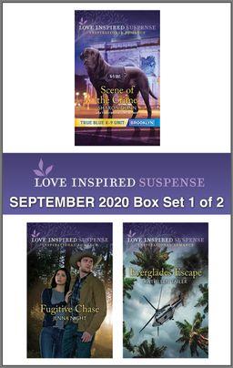 Harlequin Love Inspired Suspense September 2020 - Box Set 1 of 2
