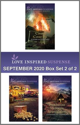 Harlequin Love Inspired Suspense September 2020 - Box Set 2 of 2