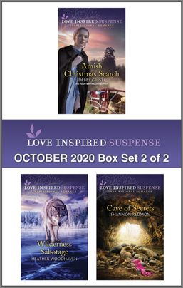 Harlequin Love Inspired Suspense October 2020 - Box Set 2 of 2