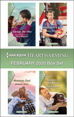 Harlequin Heartwarming February 2020 Box Set