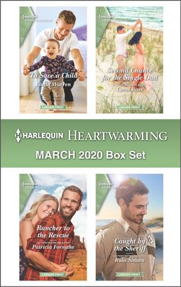 Harlequin Heartwarming March 2020 Box Set
