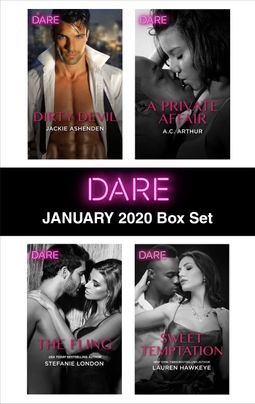 Harlequin Dare January 2020 Box Set