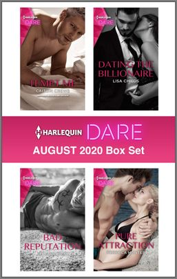 Harlequin Dare August 2020 Box Set