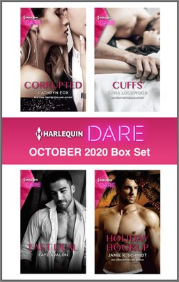 Harlequin Dare October 2020 Box Set