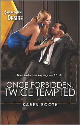 Once Forbidden, Twice Tempted