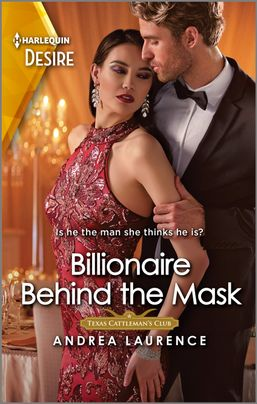 Billionaire Behind the Mask