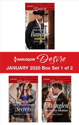 Harlequin Desire January 2020 - Box Set 1 of 2