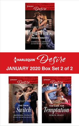 Harlequin Desire January 2020 - Box Set 2 of 2