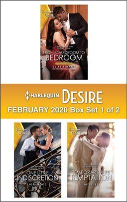 Harlequin Desire February 2020 - Box Set 1 of 2