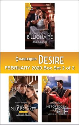 Harlequin Desire February 2020 - Box Set 2 of 2