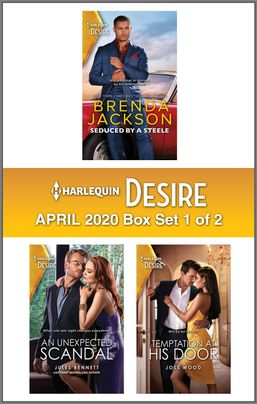 Harlequin Desire April 2020 - Box Set 1 of 2